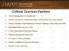 Critical-Success-Factors